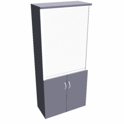 Filing Cabinet with louver PS13